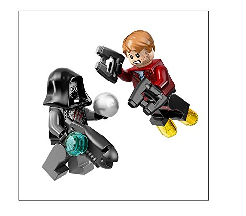 LEGO Super Heroes - Guardianes de la Galaxia, combate contra el ...