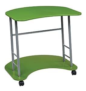 Office Star Products Computer Desk (Green) - Apple Green|Kk206R