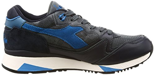 Diadora Men's V7000 Premium Sport Sneakers C6990-cast Rock-iron BmI0rvy9bP