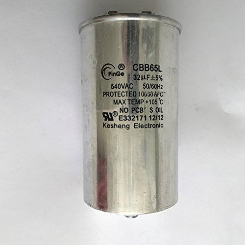 (Capacitor 32uF/540VAC 120-480 Volt for Metal Halide 1500 Watt - CWA (1 Piece))