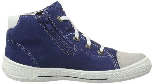 Superfit Tensy Surround 20009891 - Zapatillas de cuero para unisex-adulto, color azul, talla 26 Azul (Blau (indigo kombi 88))