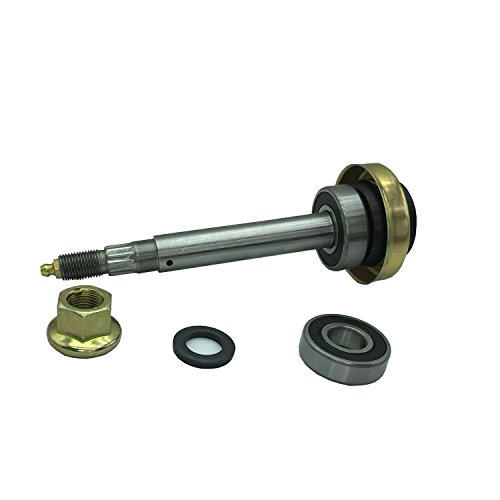 Outdoors & Spares Replacement Spindle Shaft Assembly for 187291,532187291,532187292,532192872 Hsuqvarna 11592