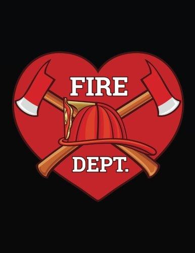 Download Fire Dept.: Blank Sketchbook PDF