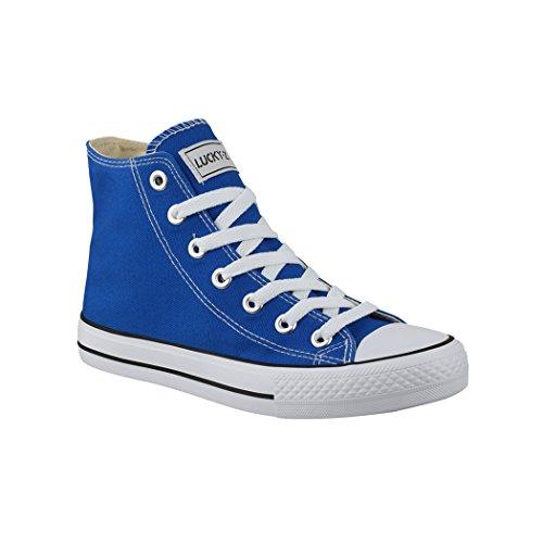 Elara 36 Blu E Unisex blu Scarpe Donna Comode Per Ginnastica Da Eu Uomo rArqZ