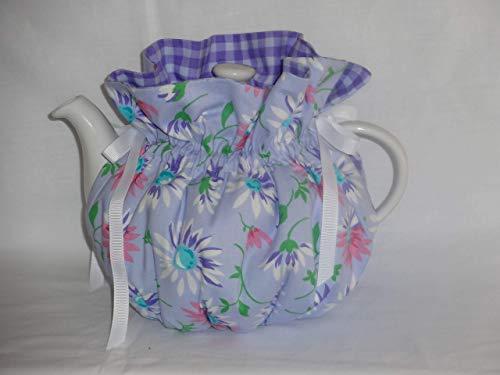 Pretty Butterflies 6 cup Reversible Teapot Cozy