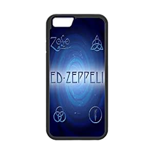 "Led Zeppelin Band Poster Hard Plastic phone Case Cover For Apple Iphone 6,4.7"" screen Cases FAN218665"