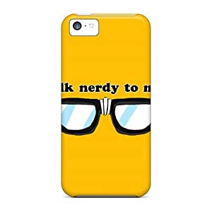 fenglinlinHigh-quality Durability Cases For iphone 5/5s(revenge Of The Nerdy)