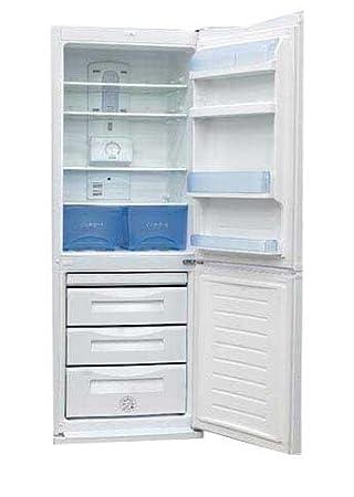 Daewoo ERF-387MH nevera y congelador Independiente Blanco 337 L ...