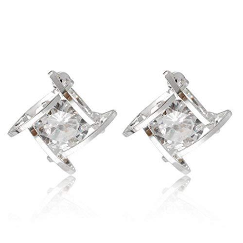 Asatr New Women Fashion Earrings Jewelry Trendy Geometric Shape Charm Wedding Gift Makeup Sets