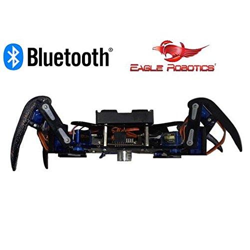 Eagle Robotics Blautooth Android Roboterarm