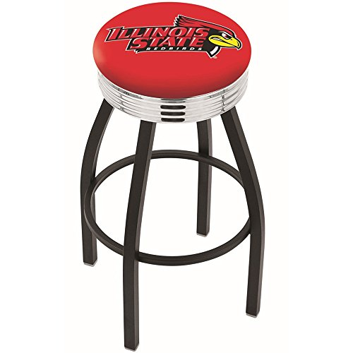 "NCAA Illinois State Redbirds 30"" Bar Stool"