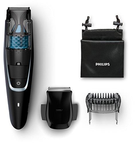 Philips BT7205/15 Series 7000 Vakuum Bartschneider, schwarz