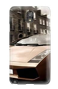 Premium [fJbTtlh4849ylvvr]lamborghini Gallardo Case For Galaxy Note 3- Eco-friendly Packaging