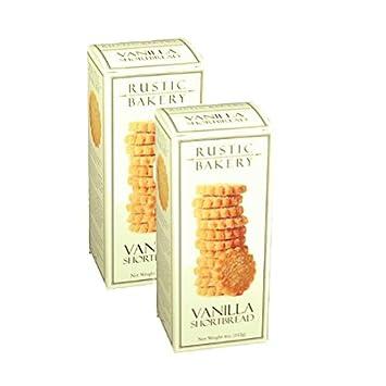 Rustic Bakery Vanilla Bean Shortbread Cookie