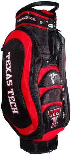 NCAA Texas Tech Red Raiders Medalist Cart Golf Bag