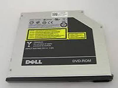 Genuine Dell Slimline Slim CD/RW DVD/RW CD/DVD ± RW SATA Burner Internal Optical Drive For Latitude E6410, E6400, E6500, E6510 and Precision Mobile WorkStation M2400, M4400 Systems. Compatible Part Numbers: XX243, N245K, DU-8A2S, DU-8A3S, F040J, V42F8, 53