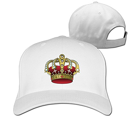 NUBIA Winner Crown Cycling Peaked Hat Flexfit Hat White]()