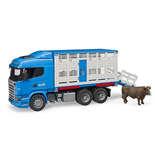 es Cattle Transportation Truck 1 Cattle Vehicles - Toys ()
