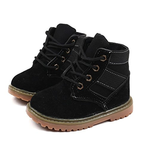 Rutsch Stiefel Herbst Martin Schwarz Winter Und Stiefel Stiefel Rutschfeste Mode Schuhe Britische Anti TPulling Lässige Kinder dTaYUqwY0
