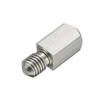 EsportsMJJ Cuadrado Metal Drive Pin Stud Pieza De Repuesto Exprimidor Accesorios Para Oster Osterizer: Amazon.es: Industria, empresas y ciencia