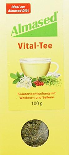 Almased Wellness Tea, 3.5 oz