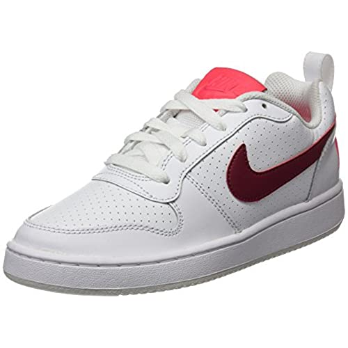 newest 738f0 25cb7 high-quality Nike Court Borough Low, Sneakers Basses Femme