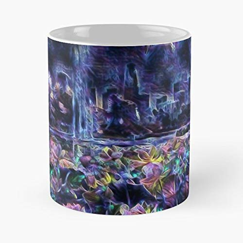 - Flowers Energy Life Lifeforce Funny Floral Coffee Mugs Gifts