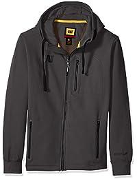 Men's Drop Tail Zip Sweatshirt
