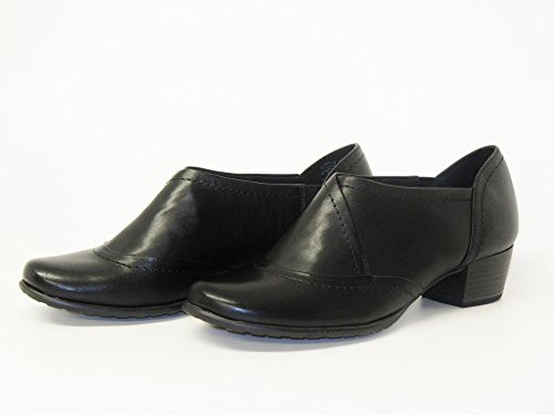Marco Tozzi Damen Pumps BLACK ANTIC (schwarz) 2-2-24304-25-002 Black Antic