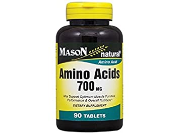 Amazon.com: Mason Natural Super Aminoácidos de 700 mg ...