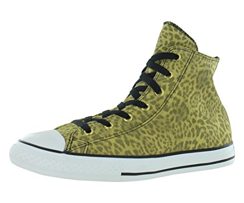 Converse CT Hi Leopard Youths Trainers 6 US