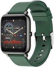 xuelili Smartwatch P22,Relógio inteligente Fitness, relógio esportivo à prova d'água ip67 de fitness com m
