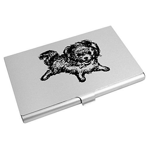 'Fluffy Azeeda Holder Dog' Credit CH00003151 Wallet Business Card Card dBPrxqBOw