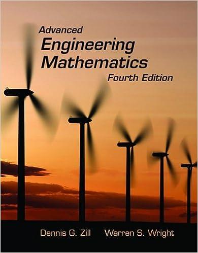 Advanced Engineering Mathematics Zill Dennis G Wright Warren S Cullen Michael R 9780763779948 Amazon Com Books