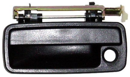 OE Replacement Chrysler/Dodge/Plymouth Front Passenger Side Door Handle Outer (Partslink Number - Voyager Plymouth Door