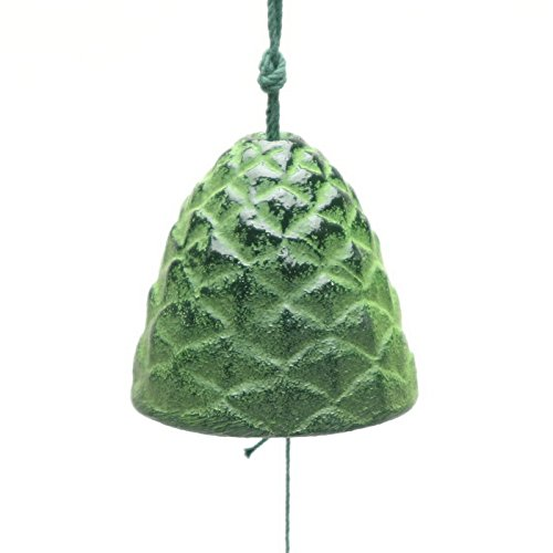 se Wind Chime, Green Pine Cone-m ()