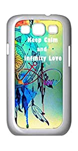 BlackKey Infinity Anchor love dream catcher Snap-on Hard Back Case Cover Shell for Samsung GALAXY S3 I9300 I939 I9308 -703