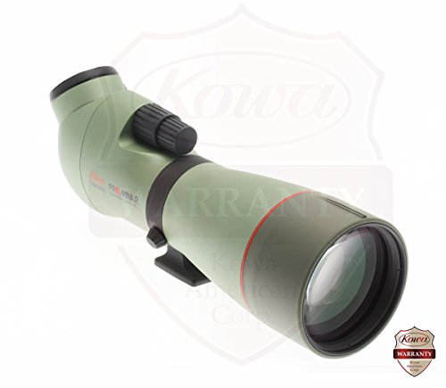 Kowa TSN-883 Prominar Pure Fluorite Spotting Scope Body, Angled by Kowa
