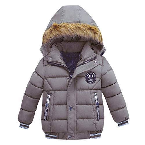 DDKK Kids Outwear Thick Warm Snowsuit Coat 1-5T Fashion Children Winter Jacket Coat Boy Hooded Kids Clothes