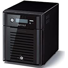 Buffalo TeraStation 5400 4-Drive 12 TB Desktop NAS for Small/Medium Business SMB (TS5400D1204)