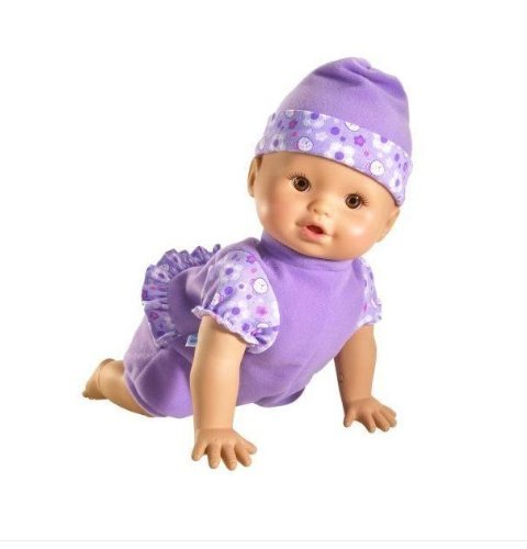 Little Mommy Real Loving Baby Scoot So Cute Doll - (Mommy Real Loving Baby Doll)