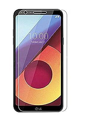 S Gripline Temper Glass for LG Q6 Screen guards