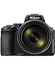Nikon COOLPIX P950 COOLPIX P950 Digital Camera, Black, (VQA100AA)
