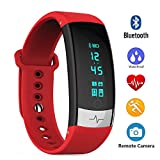 Best Heart Rate Monitor Watch Without Chest Strap For Men - Fitness Tracker Activity Smart Bracelet Sports Watch Review