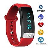 Fitness Tracker Activity Smart Bracelet Sports Watch with Pedometer IP67 Waterproof Sleep Heart