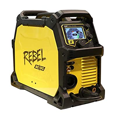 ESAB Rebel EMP 205ic 90-270 Volts Single Phase CC/CV Multi-Process Welder