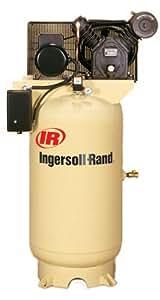 Ingersoll Rand 2475N7.5 Type 30 2-Stage Air Compressor