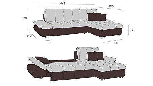 Avanti trendstore divano letto con box compreso in for Divano california prezzo