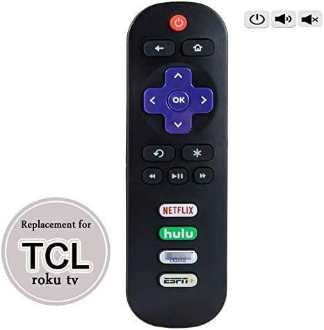 Mando a Distancia RC280 para TV TCL Roku 55R625 65R625 60S42 50S423 55S423 50S425 55S425 65S425 85S425 65S525 55S525 50S525 43S525 40S321 50S421 43S421 49S515 43S515 55S515 65S515 65S515: Amazon.es: Electrónica