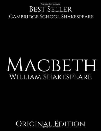 Macbeth: Cambridge School Shakespeare ( Annotated) First ()